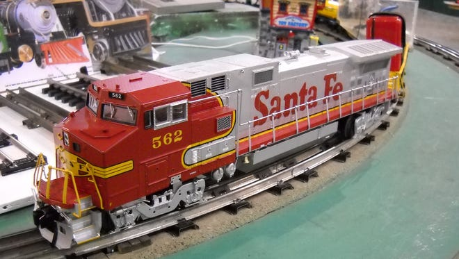 The Great Train Show returns to Novi this weekend.