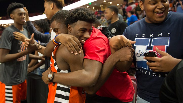 Southside boys basketball team repeats as Upper State champion