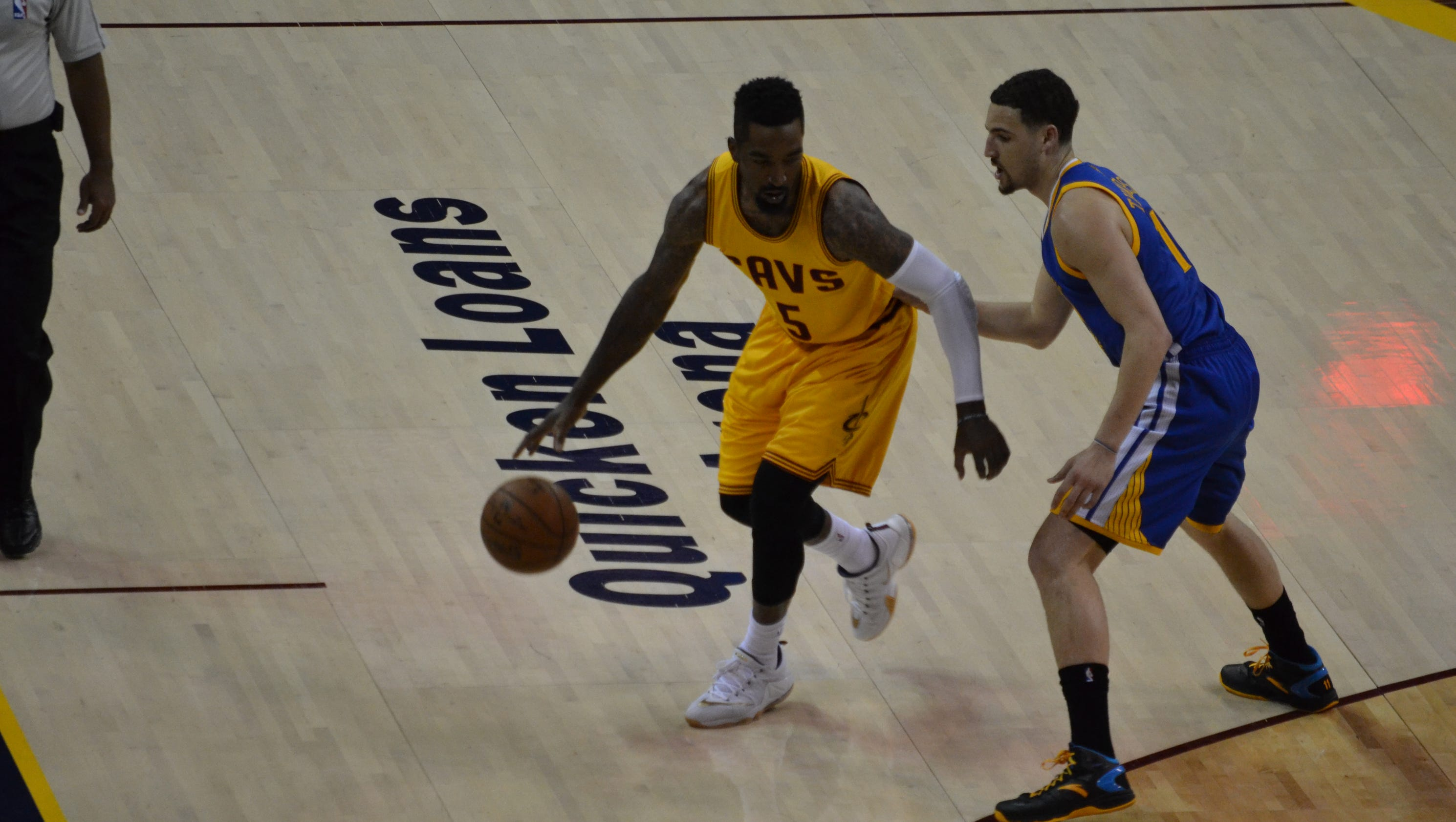 In-Game Blog: Cavs vs. Warriors NBA Finals Game 4