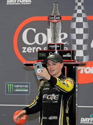 After winning the Coke Zero Sugar 400 in July at Daytona, Justin Haley aims for a repeat at the track among what appears to be a balanced field for Sunday's Daytona 500.