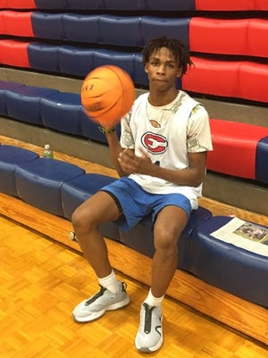 Effingham County's basketball team will be looking for big contributions from sophomore point guard Rashad Scott.