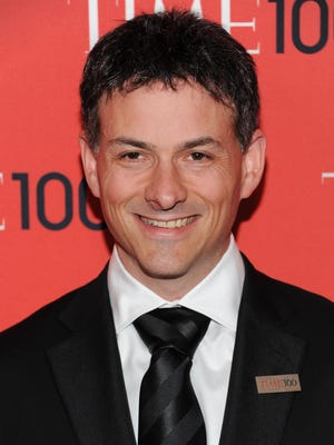 David Einhorn, Founder and president of Greenlight Capital, attends the TIME 100 Gala in April 2013 in New York.