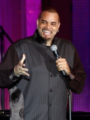 Comedian Sinbad is scheduled to perform at the King