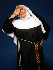 """Martha Wilkinson as Mother Superior in """"Sister Act"""""""