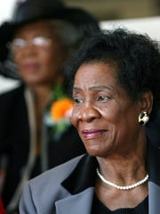 50 years ago, FAMU student Wilhelmina Jakes helped to start the Tallahassee bus boycott. Friday, she came back to her alma mater to help dedicate a plaque on campus comemorating the historic event.
