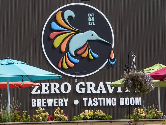 Paul Sayler, the brewmaster and an owner of Zero Gravity brewery said the Burlington brewery met with the Public Works Department recently and over the last year and a half as it develops a plan for its waste, which includes yeast, spent grains and hops.