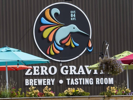 Zero Gravity Brewery and Tasting Room at 716 Pine Street