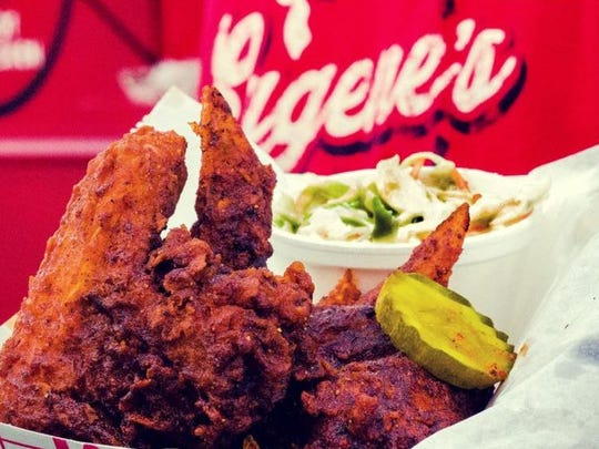 Mash Up Moment Food Truck Competitor Eugenes Hot Chicken