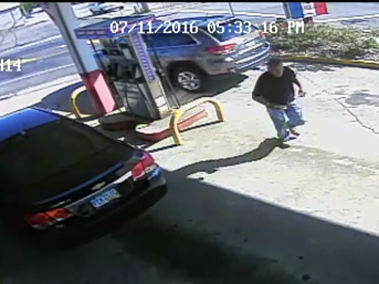Maineville Police are seeking a man wanted for an alleged attempted carjacking.
