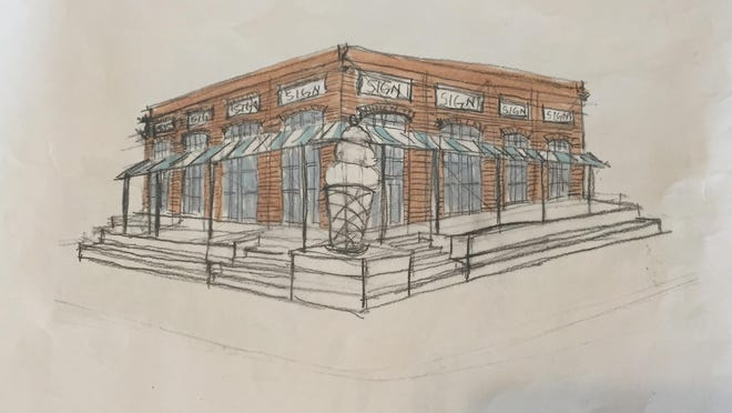 Bubba Watson has partnered with Quint and Rishy Studer on a 3,800 square-foot, candy and ice cream store which will open in October 2016 at the corner of Baylen and Main Streets in downtown Pensacola.