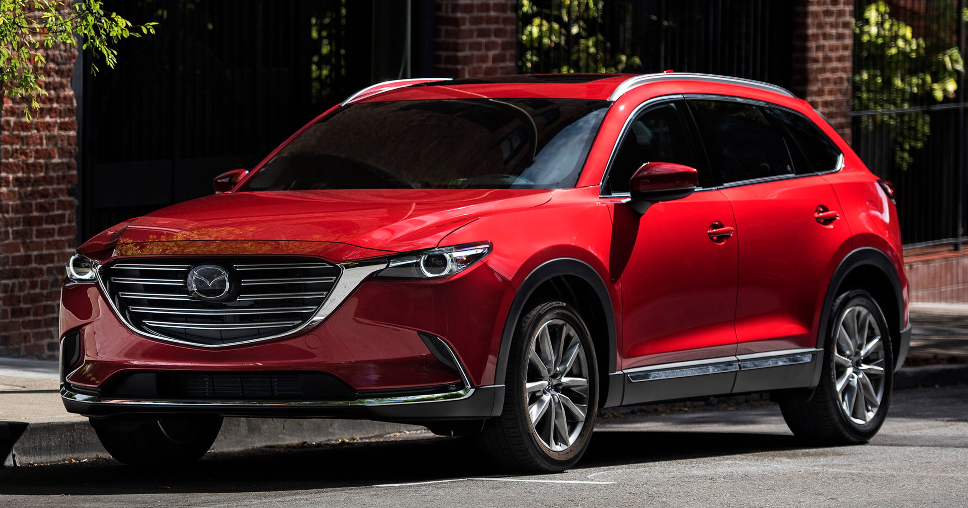 2017 Mazda Cx 9 Suv Is Brand S Versatile Flagship