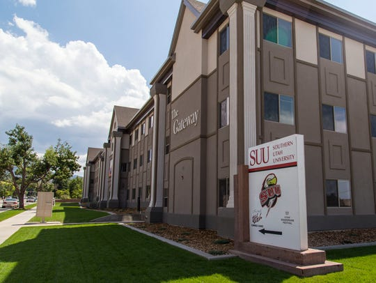 Gateway North Apartments at 143 N. 300 W. in Cedar