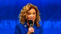 Democratic National Committee Chairwoman Debbie Wasserman
