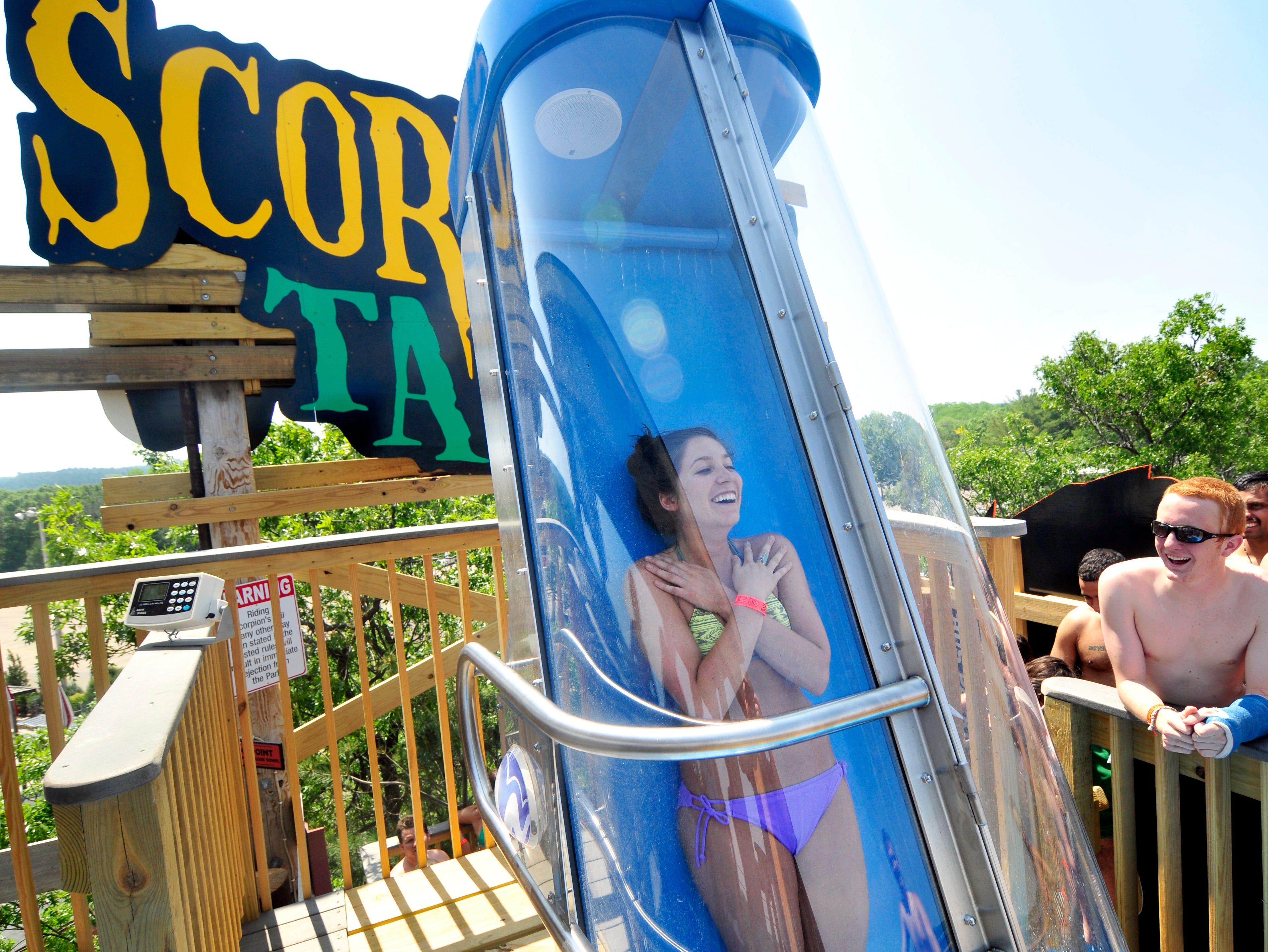 Best U S Water Parks 10best Readers Choice Award Winners