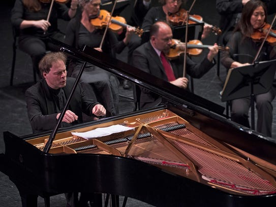 Pianist Alon Goldstein delivered a memorable performance