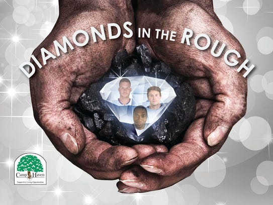 """Camp Haven invites the public to its """"Diamonds in the Rough"""" annual gala to celebrate another year of progress made possible by the generosity of its supporters. The gala is Jan. 27 starting at 6 p.m. at the Grand Harbor Golf & Beach Club, 4985 Club Terrace, Vero Beach. For more information: 772-999-3625, 772-633-0904, or online atwww.camphaven.net"""
