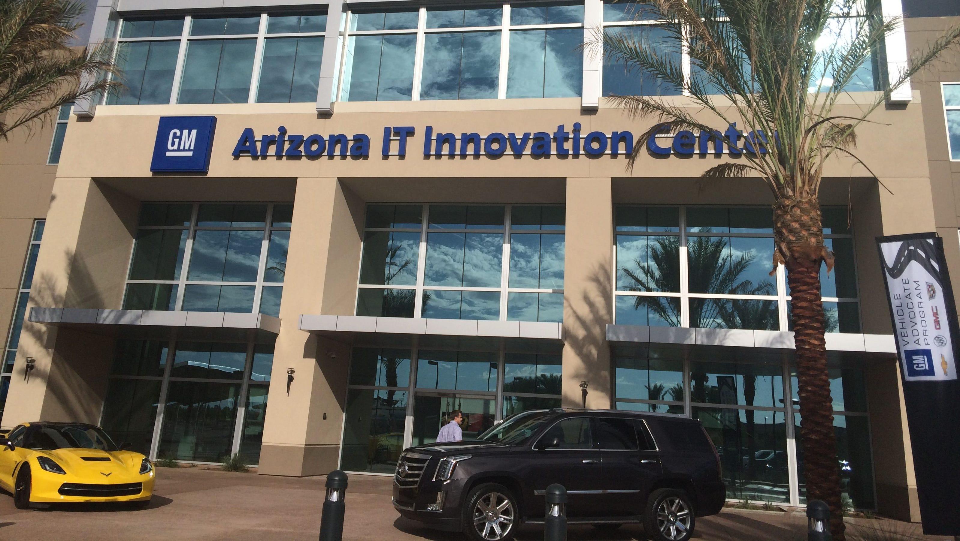 Gm Hiring 1000 After Opening Of Chandler Tech Center Arizona Republic General Motors News
