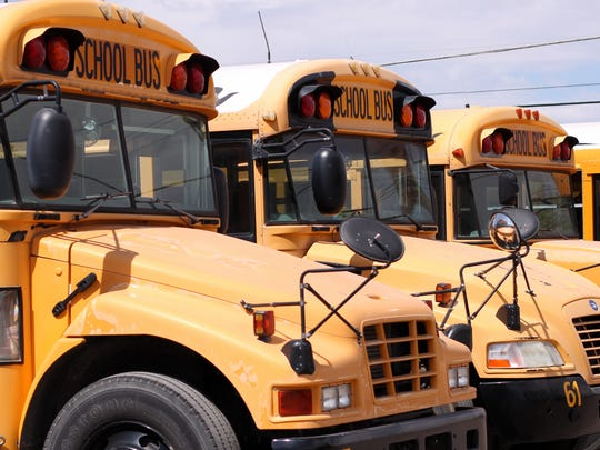 School bus stops have been added to the free breakfast and lunch pick-up sites by the Deming Public Schools Nutrition Department.