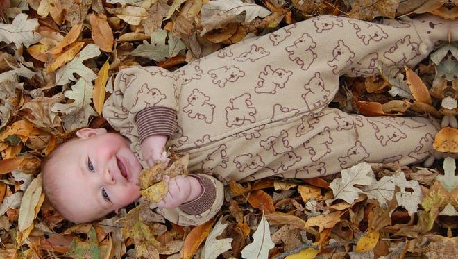 Instilling respect for the outdoors begins at an early age.
