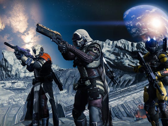 """Destiny"" may not have the greatest story, but the multiplayer options make it worth a try."