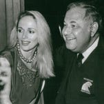 Alfred Taubman and Judy Taubman