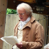Actor brings Jefferson to life for Wellsboro history series