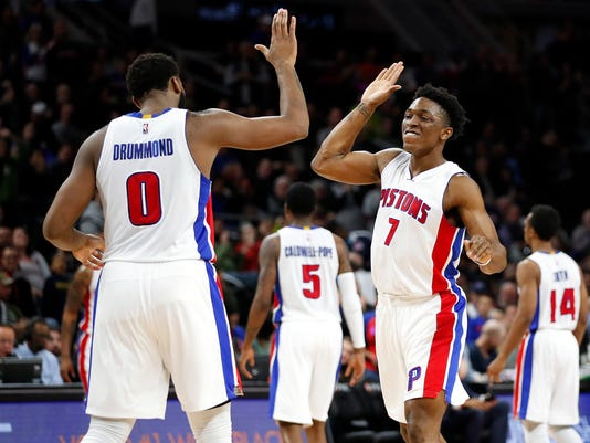 Pistons officially announce 5-game preseason schedule