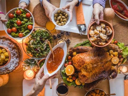 There's no shortage of places to dine out and enjoy a hearty Thanksgiving meal this week.