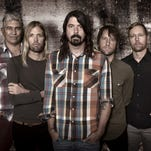 Dave Grohl (center) and Foo Fighters play Ak-Chin Pavilion at the end of the month.