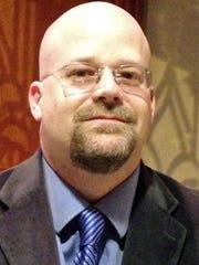 Eric Boehm, newexecutive director ofthe El Paso