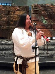 Cherokee Nation citizen Tommy Wildcat will perform