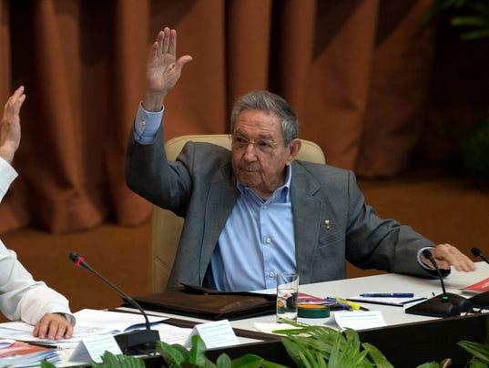 Raul Castro, Jose Ramon Machado Ventura