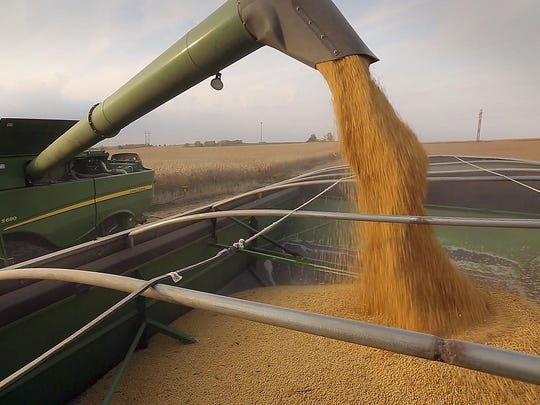 Despite forward movement in trade talks, soybean growers say they need a tangible resolution to the trade war that has impacted their livelihoods.