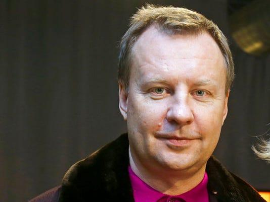 Denis Voronenkov