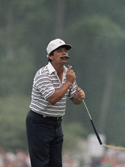 Lee Trevino is part of the state's rich golfing history, having won the U.S. Senior Open at Ridgewood in 1990.