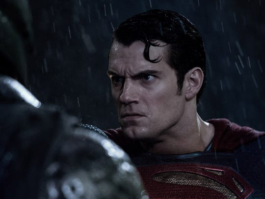 """Henry Cavill's Man of Steel doesn't exactly agree with the antics of Gotham City's resident vigilante in """"Batman v Superman: Dawn of Justice."""""""