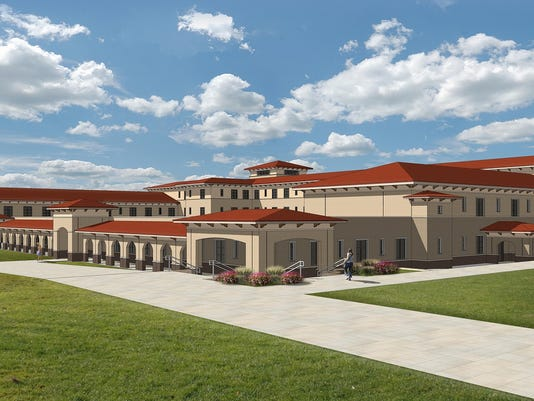 New residence hall at NMSU