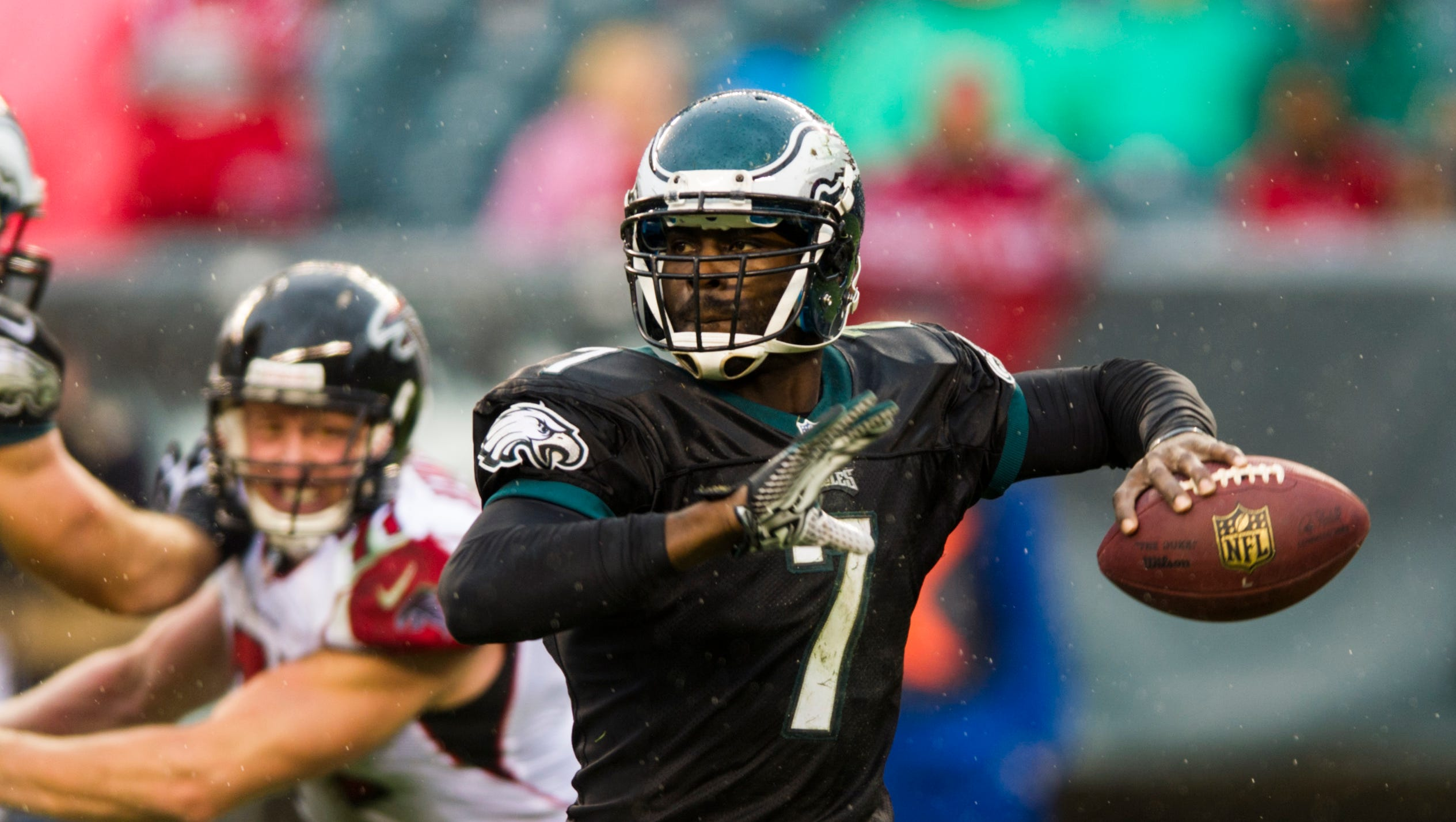 15. Michael Vick, Philadelphia Eagles