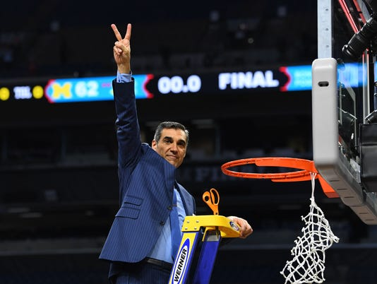 USP NCAA BASKETBALL: FINAL FOUR CHAMPIONSHIP GAME- S BKC USA TX