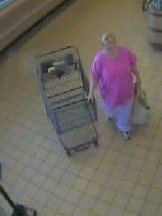 Elizabeth Griffith was last seen in Ashland on Aug.