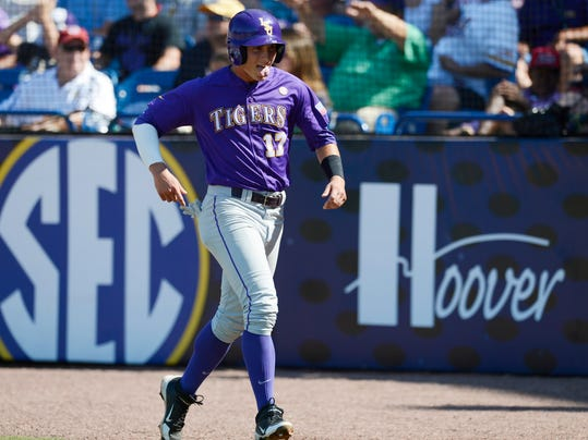 NCAA Baseball: SEC Tournament-LSU vs Vanderbilt