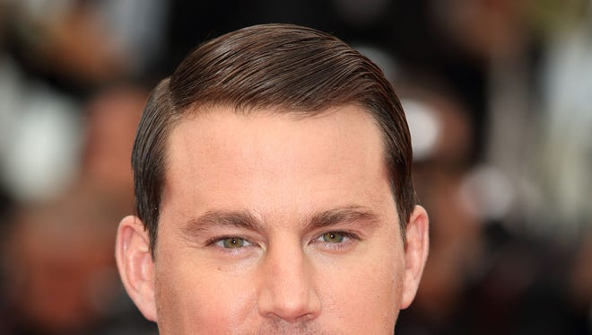 "Channing Tatum attends the ""Foxcatcher"" Premiere at the 67th annual Cannes Film Festival on May 19, 2014, in Cannes, France."