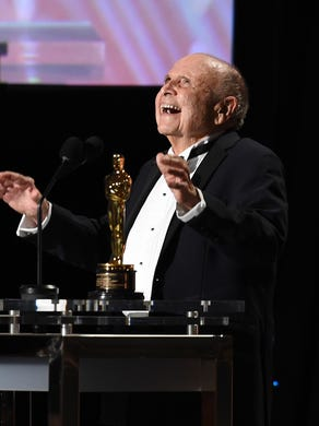 """Lynn Stalmaster, the Oscar-winning casting director whose eye for talent helped launch the careers of John Travolta, Christopher Reeve, Richard Dreyfuss and many other actors,<a href=""""https://www.usatoday.com/story/entertainment/celebrities/2021/02/13/lynn-stalmaster-oscar-winning-casting-director-dies-93/4477707001/""""> died Feb. 12. He was 93.</a>"""