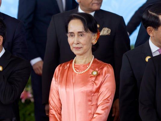AP MYANMAR ASEM I MMR