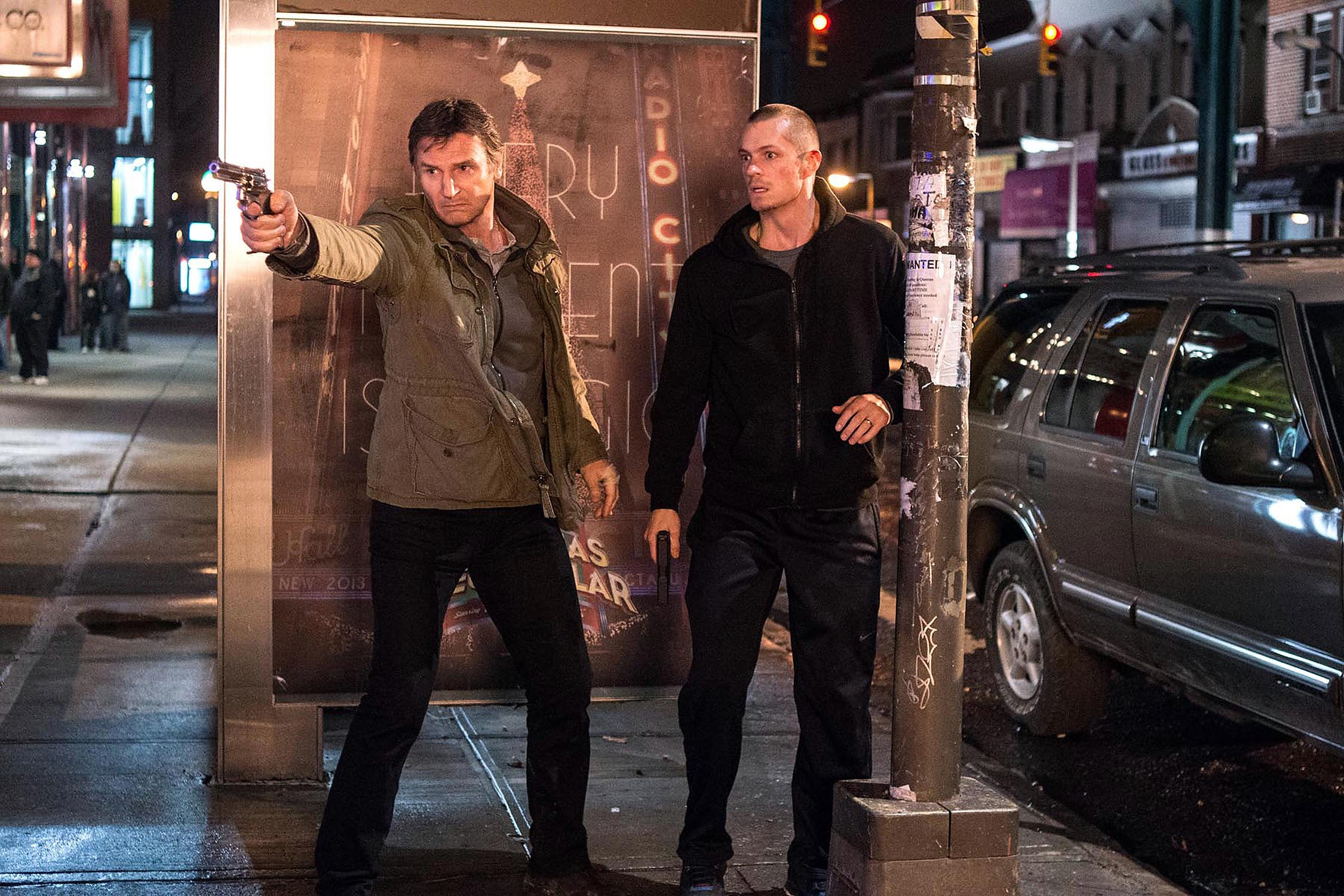 Trailer: Liam Neeson forced to RUN ALL NIGHT