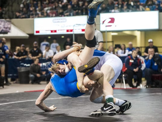 Saturday Wrestling Finals