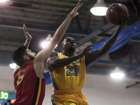 UGF v Calgary Basketball
