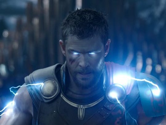 Though humorous, Chris Hemsworth's Thor was still a