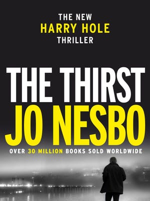 """""""The Thirst"""" is the latest from author Jo Nesbø."""
