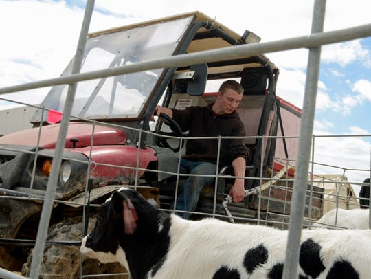 Orthland Dairy in Cleveland has 11 full-time and two